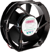 Ma1751 Series Dc Axial Fan Mechatronics Inc