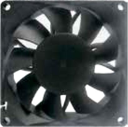 MS8025 Series DC Axial Fan - Mechatronics, Inc