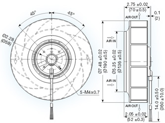 Showthread further Electric Car Capacitor additionally Wiring Diagram For Home Phone Jack besides 10 Hp  pressor Motor likewise Fasco Fan Wiring Diagrams. on single phase psc motor wiring diagram