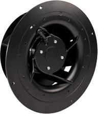 Uf190apa F Series Ac Motorized Impeller Mechatronics Inc